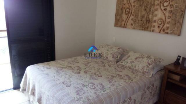 Apartamento à venda com 3 dormitórios em Vila joão godói, Araraquara cod:AP0152_EDER - Foto 8