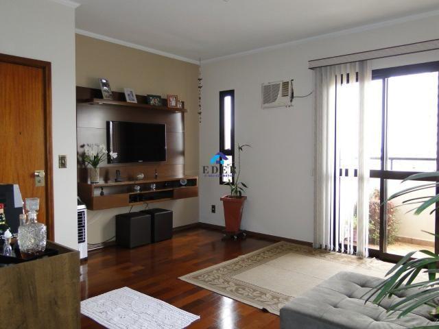 Apartamento à venda com 3 dormitórios em Centro, Araraquara cod:AP0113_EDER - Foto 2