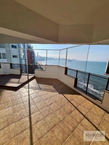 Apartamento frente mar Balneário Camboriu - 3 suítes - Foto 3