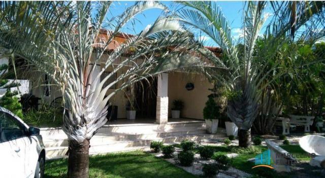 Casa à venda, 210 m² por R$ 550.000,00 - Mangabeira - Eusébio/CE - Foto 4
