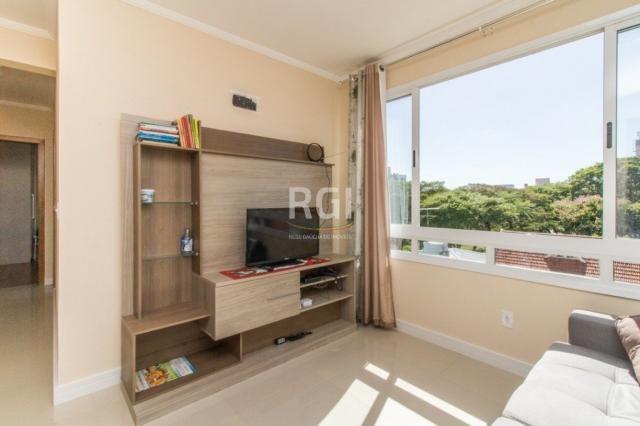 Apartamento à venda com 2 dormitórios em Vila ipiranga, Porto alegre cod:EL50876952