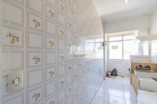 Apartamento à venda com 2 dormitórios em Jardim do salso, Porto alegre cod:EL50865421 - Foto 9