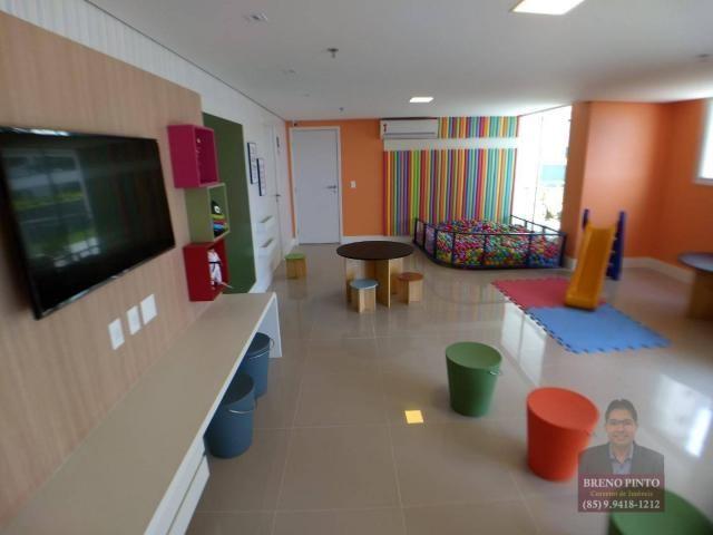 Apartamento à venda, 54 m² por R$ 430.000,00 - Fátima - Fortaleza/CE - Foto 15