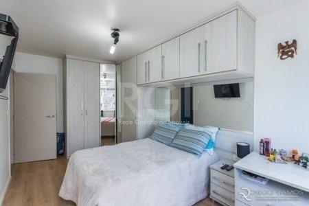 Apartamento à venda com 1 dormitórios em Higienópolis, Porto alegre cod:VP87325 - Foto 13