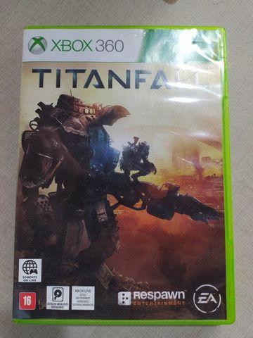 Jogo Titanfall x Box 360