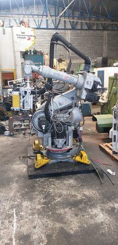 Robô de Solda Motoman UP130 2004 - #7327 - Foto 2