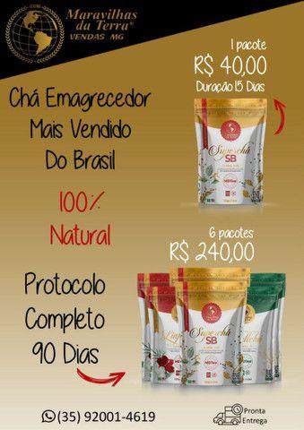 Chá Emagrecedor Mais Vendido do Brasil _ Super Chá Sb - Foto 3