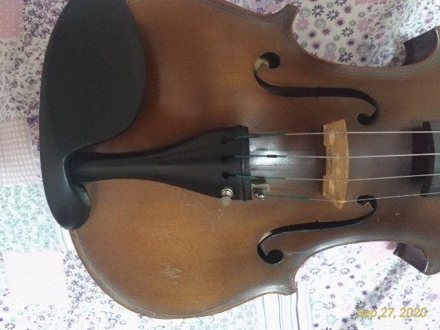 Violino Stradivarius Antigo - Foto 3