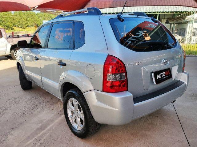 Hyundai Tucson GL 2.0 - Manual - 2010 - Foto 5