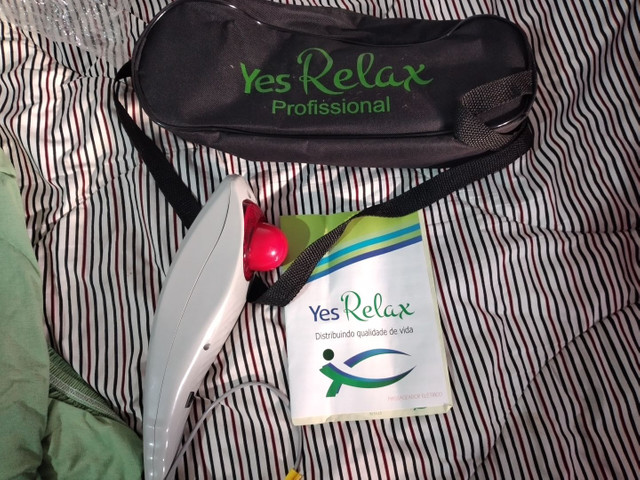 Massageador Manual Yes Relax Profissional  - Foto 3