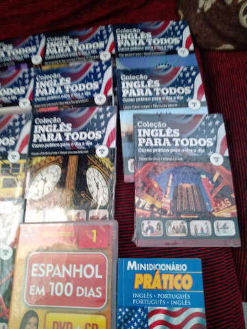 Coleção de livros inglês para todos.  - Foto 4