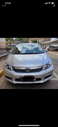 Vendo Honda Civic - Foto 3