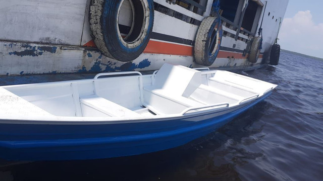 Canoas e botes em aluminio soldado .... - Foto 4