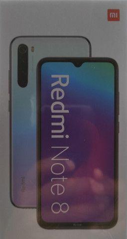PELANDO! Redmi Note 8 64 da Xiaomi.. Novo Lacrado com Garantia e Entrega