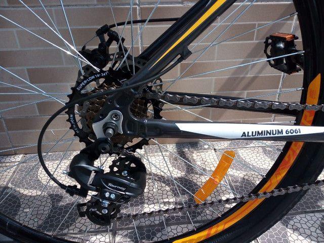 Bicicleta Caloi Vulcan - Foto 3