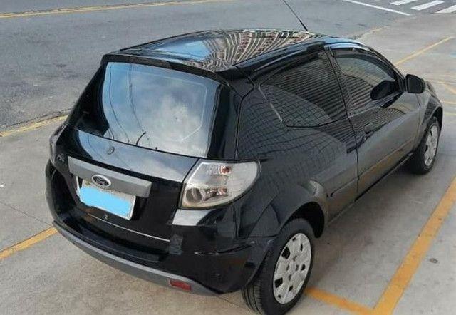 Ford Ka 2012 Preto Básico - Foto 3