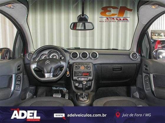 C3 2013/2013 1.6 EXCLUSIVE 16V FLEX 4P AUTOMÁTICO - Foto 9