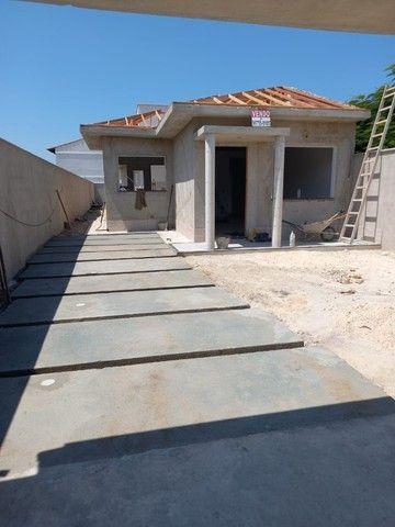 Casa de 1ª locação para venda com 3 quartos, suíte, garagem em Itaipuaçu - Maricá - Foto 7