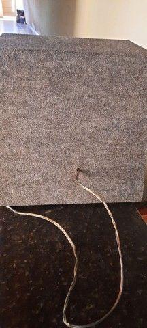 "Vende se Caixa de Grave Pionner 12"" pouca usado estava guardado  - Foto 3"