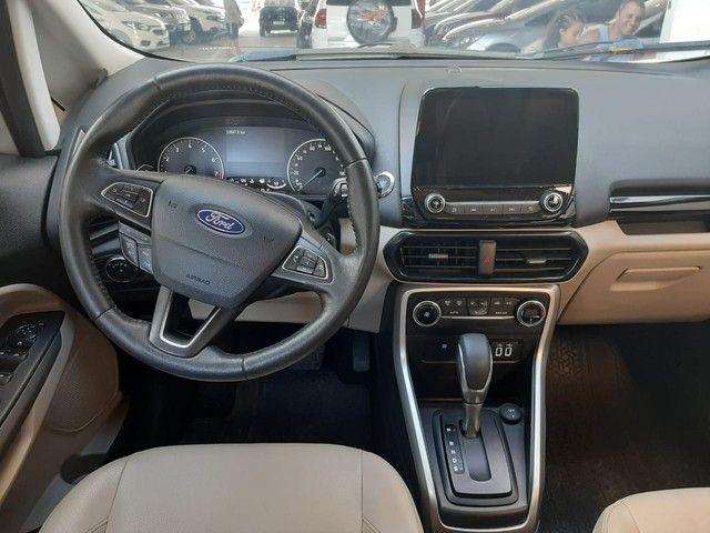 Ford EcoSport Titanium 2.0 16V (Aut) (Flex) - Foto 7