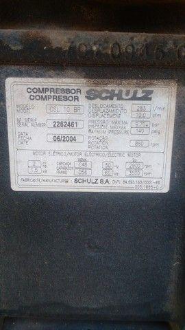 Lava jato automotivo e um compressor  - Foto 6