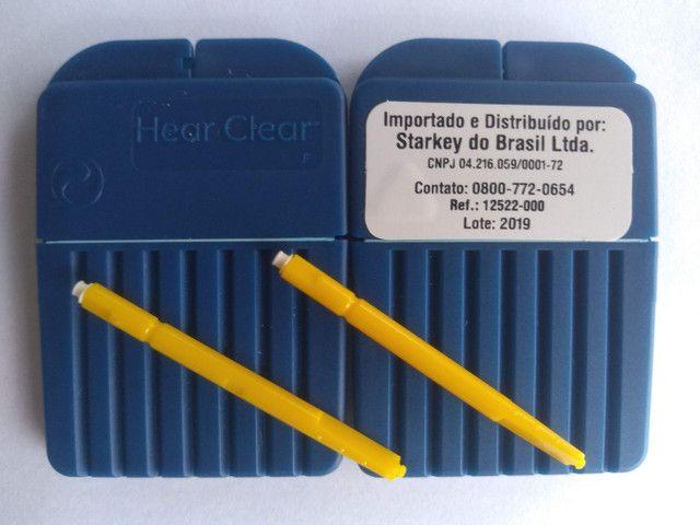 Filtro protetor de cera Hear Clear - Foto 2