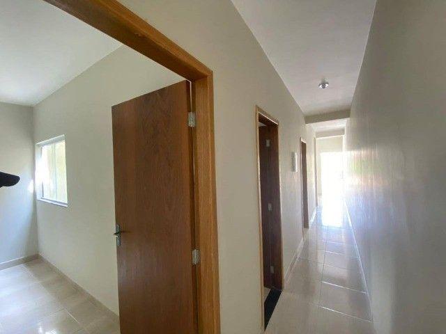 Casa 2 quartos com garagem coberta e excelente acabamento - Foto 8
