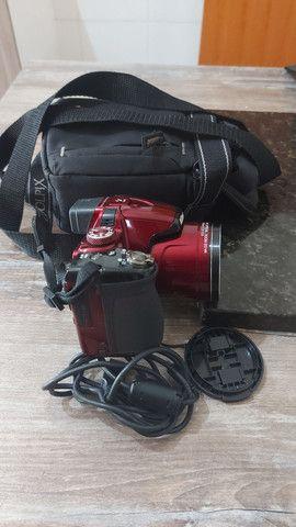 Câmera Nikon P520  - Foto 4