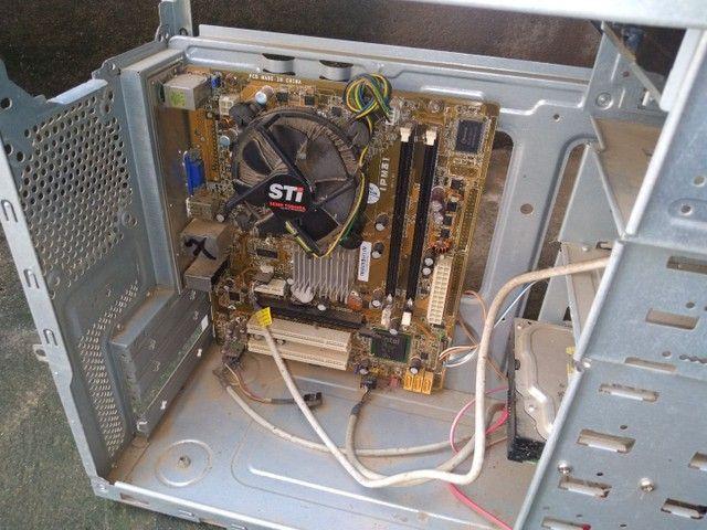 CPU E ESTABILIZADOR USADOS / PARA RETIRADA DE PEÇAS  - Foto 2