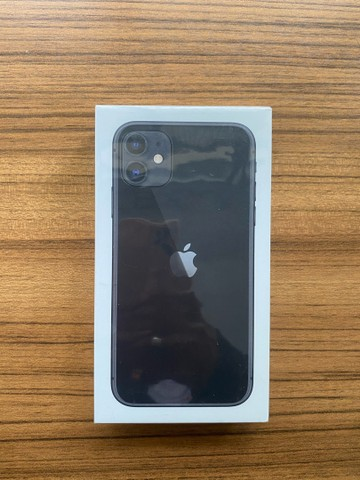 iPhone 11 128gb. Lacrado, 1 ano de garantia Apple
