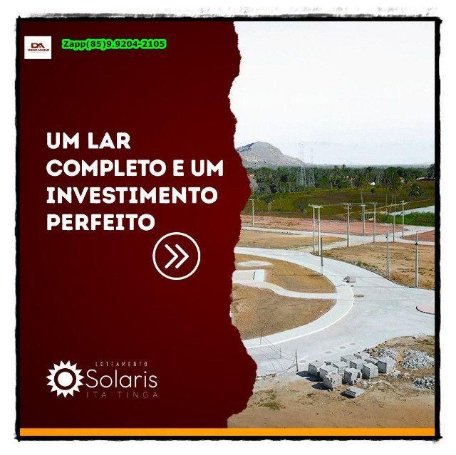 Loteamento Solaris Gererau( Adquira já o seu lote ). - Foto 8