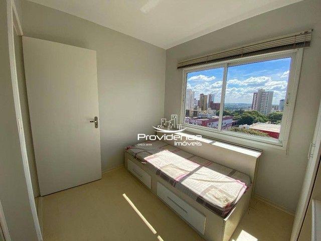Apartamento com 3 dormitórios para alugar, 61 m² por R$ 1.250,00/mês - Centro - Cascavel/P - Foto 12