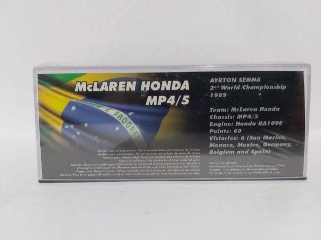 MINIATURA - MCLAREN MP4/5 - AYRTON SENNA - GERMANY GP 1989 290,00 - Foto 2