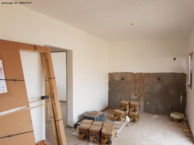 Casa para Venda em Várzea Grande, Novo Mundo, 2 dormitórios, 1 banheiro, 2 vagas - Foto 13