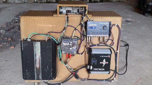 Caixa bob trio  2.500 $$ - Foto 5