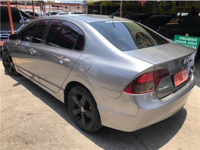 Honda Civic 1.8 lxs Completo com Kit Gás Doc Ok Financio Fixas de 579,00 Leia! - Foto 6