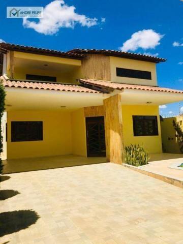 Casa com 5 dormitórios para alugar, 300 m² por R$ 2.700,00/mês - Novo Horizonte - Arapirac - Foto 4