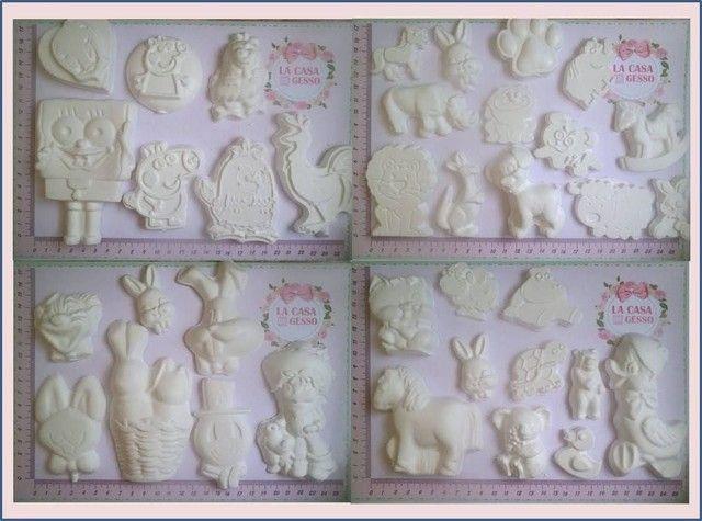 Kit Pintura Infantil - 80 peças - Entregamos - Foto 4
