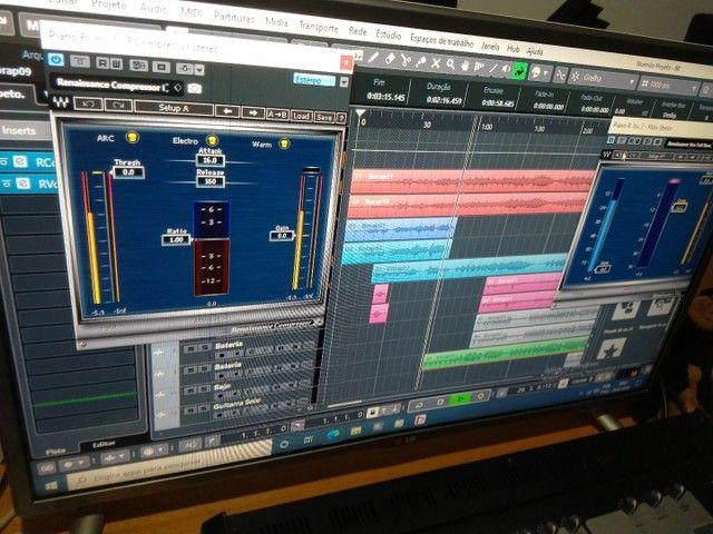 Curso de Produção musical em Estúdio Confira o anúncio - Foto 2