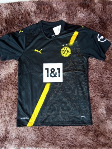 Camisa Borussia Dortmund 110,00 R$ - Foto 2