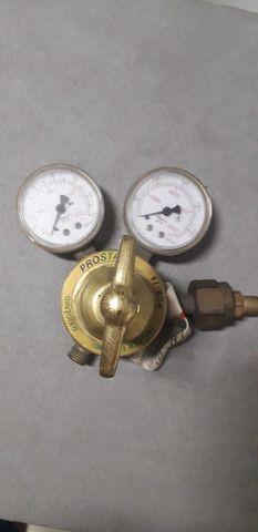 Regulador de oxigênio