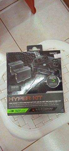 Cabo e baterias para Xbox One - Foto 2