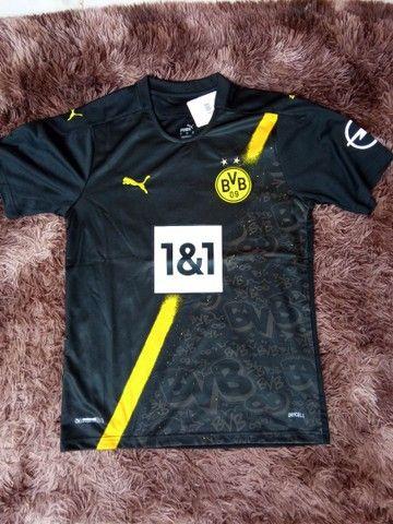 Camisa Borussia Dortmund 110,00 R$