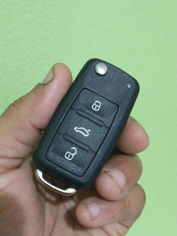 Carcaça de Chave Canivete VW, GM, Ford