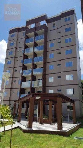 Apartamento com 3 dormitórios à venda, 77 m² por R$ 329.000 - Coité - Eusébio/CE - Foto 3