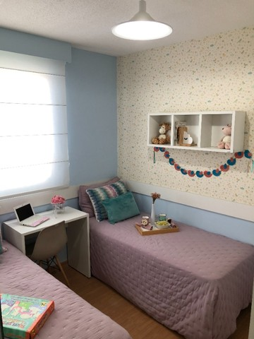 VMG-Apartamento Venda, muito conforto, lazer completo e segurança de condomínio fechado. - Foto 6