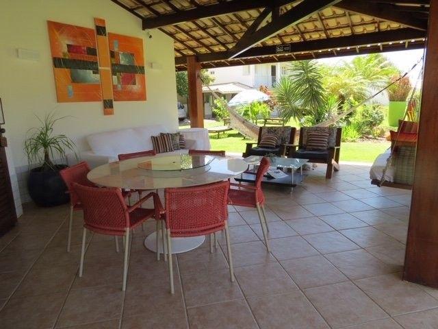 Linda e aconchegante casa de praia em Guarajuba - Foto 18
