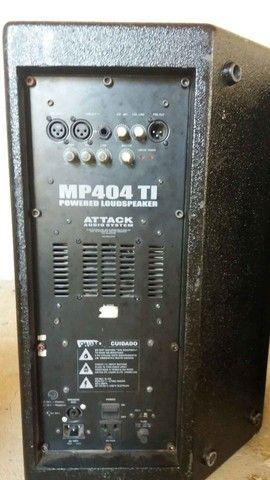 vendo kit de caixa ativa e passiva attack - Foto 3