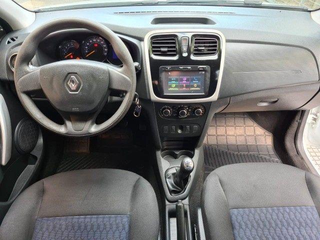 Renault Sandero 1.0 Expression 2016 - Foto 8