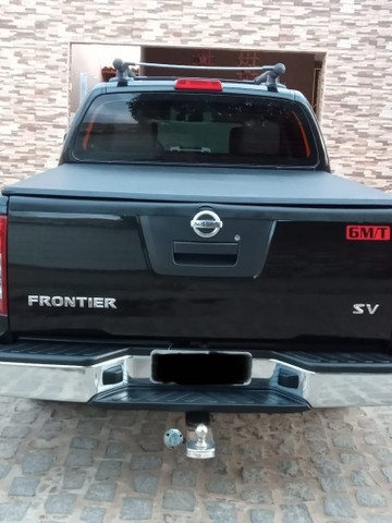 Nissan Frontier SV ATTACK CD 4x2  - Foto 5